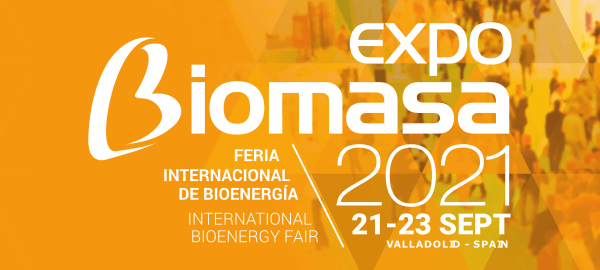 Expobiomasa 2021 del 21 al 23 de septiembre